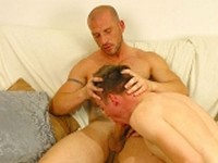 Leo Mack and Aitor Crash at Dads Fuck Lads