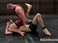 Cole Streets Vs Patrick Rouge Naked Kombat