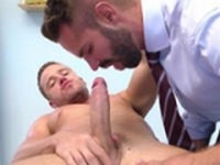 Dr Dani Examine Tony Trailer Men At Play