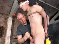 Flood of Cum and Piss 1 Boynapped