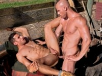 Saddle Up Angelo and Ricky Hot House