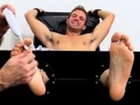 Dane Tickle Tortured My Friends Feet