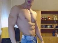 Fraternity Flex American Muscle Hunks