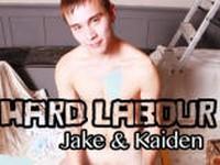 Jake and Kaiden Euroboy XXX