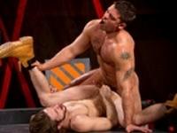 Duncan and Derek Raging Stallion