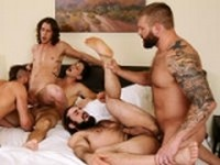 Bear Weekend Part 4 Jizz Orgy