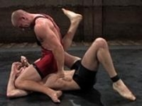 Cole Streets vs Patrick Rouge at Naked Kombat