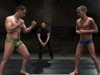 Cole Ryan vs Braxton Bond at Naked Kombat