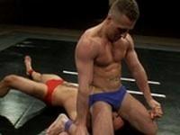 Roman Rivers vs Gianni Luca Naked Kombat