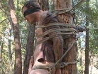 Cum in the Woods Men On Edge