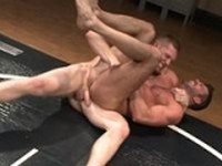 Two Rivals Naked Kombat
