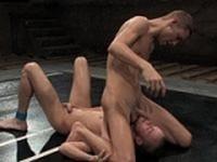 Karter James vs Austin Grant Naked Kombat