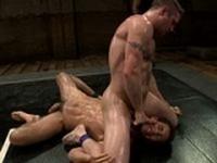 Dean vs DJ Naked Kombat