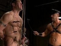 The Leather Daddy and his Boy Bound Gods