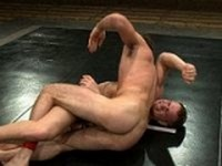 Trent vs DJ Naked Kombat