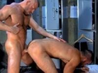 Bad Cop Scene 3 Titan Men