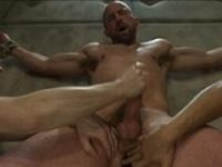 Special Four Hand Massage Men On Edge