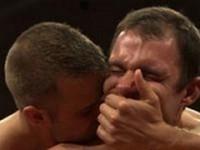 Cameron vs Connor Naked Kombat