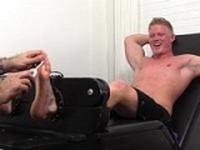 Seamus Tied and Tickled Full My Friends Feet