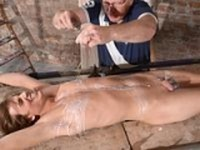 Stretched and Stroked at Full Boynapped