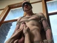 First Time Bound Men On Edge