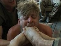 Campground Slave at Bound in Public