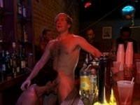 Stripper Humiliated at Bound in Public