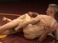 Clayton vs Rob at Naked Kombat