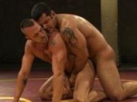 Jessie vs Marcus at Naked Kombat