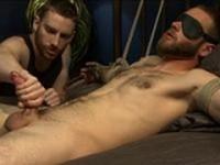 Nervous Stud at Men On Edge