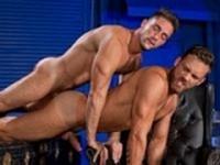 Logan and Armando Raging Stallion