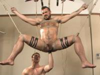 Ripped Suspension Bound Gods