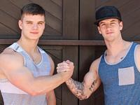 Ivan and Quentin Active Duty