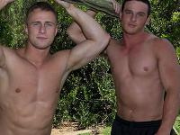 Abe and Charlie at Sean Cody