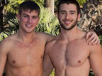 Matt and Spencer at Sean Cody