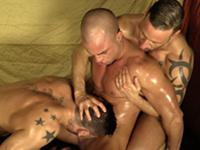 The Massage Hard Kinks
