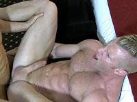 Jessie Lee and Johnny V American Muscle Hunks