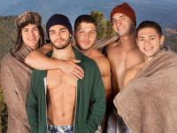 Winter Getaway Day 1 Sean Cody