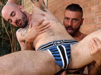 Matteo and Ale Butch Dixon