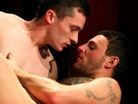 Riley with Daniel UK Naked Men