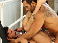 Johnny and Lucio UK Naked Men