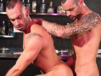 Issac and Tony UK Naked Men