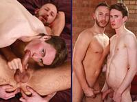 Mathew and Brent UK Naked Men
