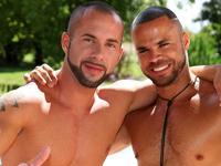 Craig and Delta Ext UK Naked Men