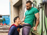 Batman vs Superman Part 1 Drill My Hole