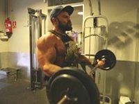Arms Workout Rogan Richards