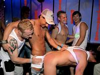 Hot Gay Party Guys Go Crazy