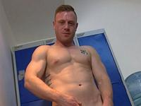 Saxon West UK Hot Jocks